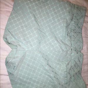 Sea Green Shorts